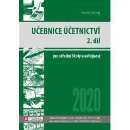 Učebnice Účetnictví II. díl 2020 - Pavel Štohl