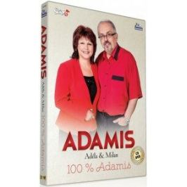 Duo Adamis - 100% Adamis - CD + DVD