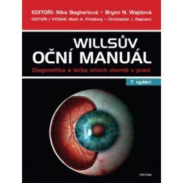Willsův oční manuál - Diagnostika a léčba očních chorob v praxi - Nika Bagheriová