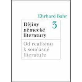 Dějiny německé literatury 3.