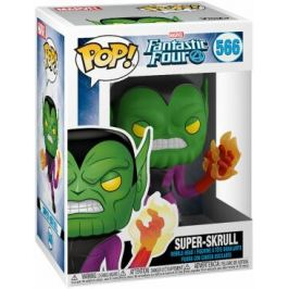 Funko POP Marvel: Fantastic Four - Super-Skrull