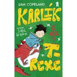 Karlík se mění v T-Rexe - Copeland Sam
