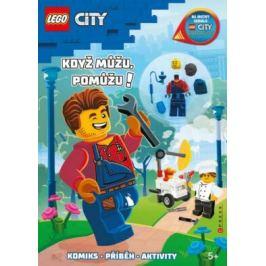 LEGO® City Když můžu, pomůžu!