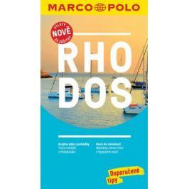 Rhodos / MP průvodce nová edice