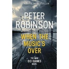 When the Music´s Over - Peter Robinson