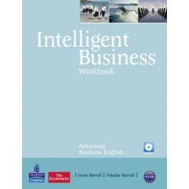 Intelligent Business Advanced Workbook w/ Audio CD Pack - Irene Barrall