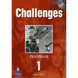 Challenges 1 Workbook w/ CD-ROM Pack - Amanda Maris