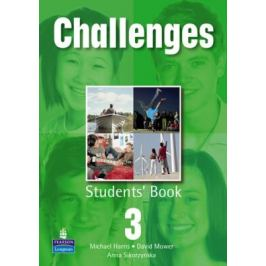Challenges 3 Students´ Book - Michael Harris