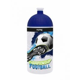 Láhev na pití 500 ml fotbal