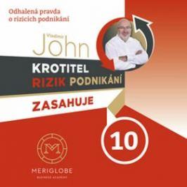 Krotitel rizik podnikání zasahuje ve výrobě nábytku - CD - Vladimír John