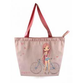 Plátěná taška Dívka - Happy Spirit Design