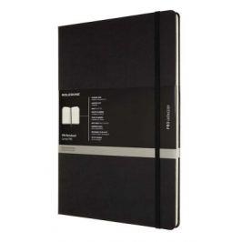 Moleskine: Professional diář-zápisník tvrdý černý A4