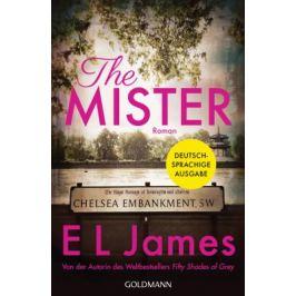 The Mister : Roman - Deutschsprachige Ausgabe