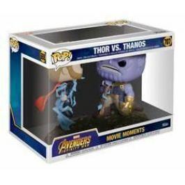 Funko POP Movies Moments: Marvel - Thor vs Thanos