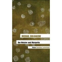 Der Meister Und Margarita - Michail Bulgakov