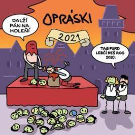 Opráski - Kalendář 2021