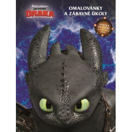 Jak vycvičit draka - omalovánky