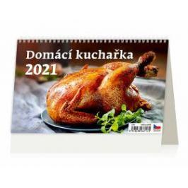 Kalendář 2021 stolní: Domácí kuchařka, 226x139
