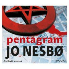 Pentagram - Jo Nesbø - audiokniha