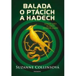 Balada o ptácích a hadech - Suzanne Collinsová - e-kniha