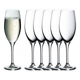 WMF Set sklenic na šumivé víno Easy Plus