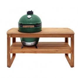 Big Green Egg Originální dřevěný stůl akátový pro gril XL