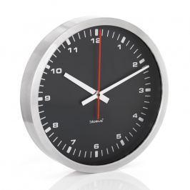 Blomus Nástěnné hodiny černé Ø 40 cm ERA