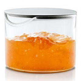 Blomus Dóza na marmeládu s nerezovým víčkem BASIC