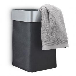Blomus Nástěnný koš na ručníky/prádlo antracitový matný NEXIO