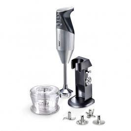bamix Tyčový mixér DE LUXE stříbrný®
