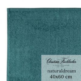Christian Fischbacher Ručník pro hosty velký 40 x 60 cm zelená celadon NaturalDream, Fischbacher