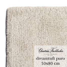 Christian Fischbacher Koupelnový kobereček 50 x 80 cm pískový Dreamtuft Puro, Fischbacher