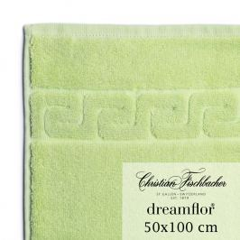 Christian Fischbacher Ručník 50 x 100 cm světle zelený Dreamflor®, Fischbacher