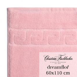 Christian Fischbacher Ručník velký 60 x 110 cm růžový Dreamflor®, Fischbacher