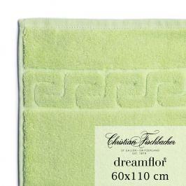Christian Fischbacher Ručník velký 60 x 110 cm světle zelený Dreamflor®, Fischbacher