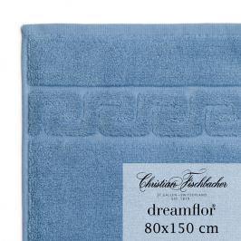 Christian Fischbacher Osuška 80 x 150 cm jeans blue Dreamflor®, Fischbacher
