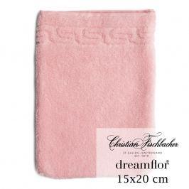 Christian Fischbacher Žínka 15 x 20 cm růžová Dreamflor®, Fischbacher