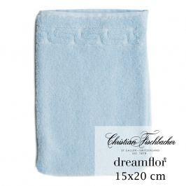Christian Fischbacher Žínka 15 x 20 cm nebesky modrá Dreamflor®, Fischbacher
