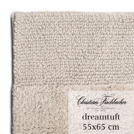 Christian Fischbacher Koupelnový kobereček 55 x 65 cm kašmírový Dreamtuft, Fischbacher