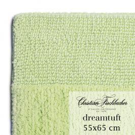 Christian Fischbacher Koupelnový kobereček 55 x 65 cm světle zelený Dreamtuft, Fischbacher