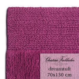 Christian Fischbacher Koupelnový kobereček 70 x 130 cm ostružinový Dreamtuft, Fischbacher