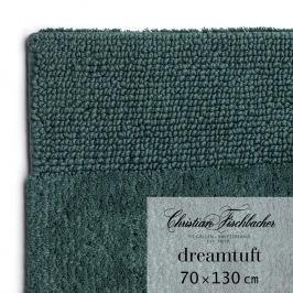 Christian Fischbacher Koupelnový kobereček 70 x 130 cm smaragdový Dreamtuft, Fischbacher