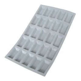 de Buyer Profi silikonová forma na 25 mini bochánků financier Elastomoule®