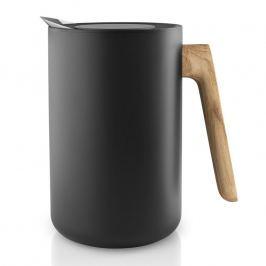 Eva Solo Vakuová termoska s dřevěnou rukojetí 1,0 l Nordic kitchen