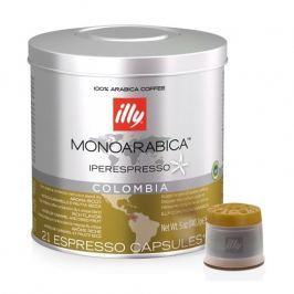 illy Kávové kapsle iperEspresso MonoArabica Colombia 21 ks
