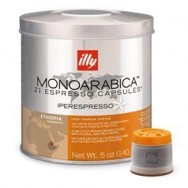 illy Kávové kapsle iperEspresso MonoArabica Ethiopia 21 ks