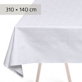 GEORG JENSEN DAMASK Ubrus white 310 × 140 cm NANNA DITZEL