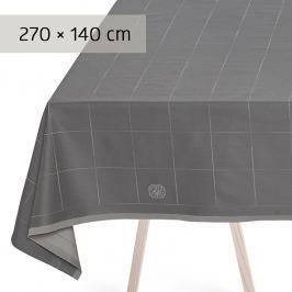 GEORG JENSEN DAMASK Ubrus winter grey 270 × 140 cm ENGESVIK