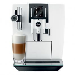 JURA Plnoautomatický kávovar J6 Piano white