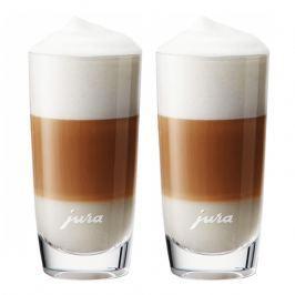 JURA Set sklenic na Latte Macchiato 270 ml